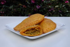 Jamaican patties cocktail