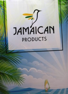 Jamaican Products Banner