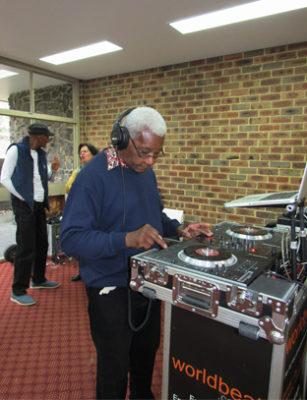Keith the DJ