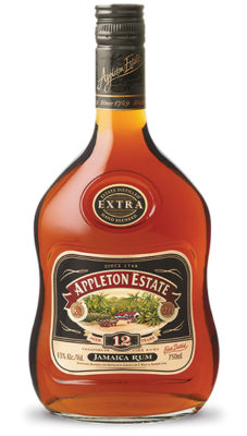 Extra 12 Year Old Jamaica Rum