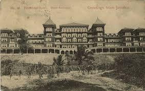 UFC tourist destination in Port Antonio, Jamaica - Titchfield Hotel